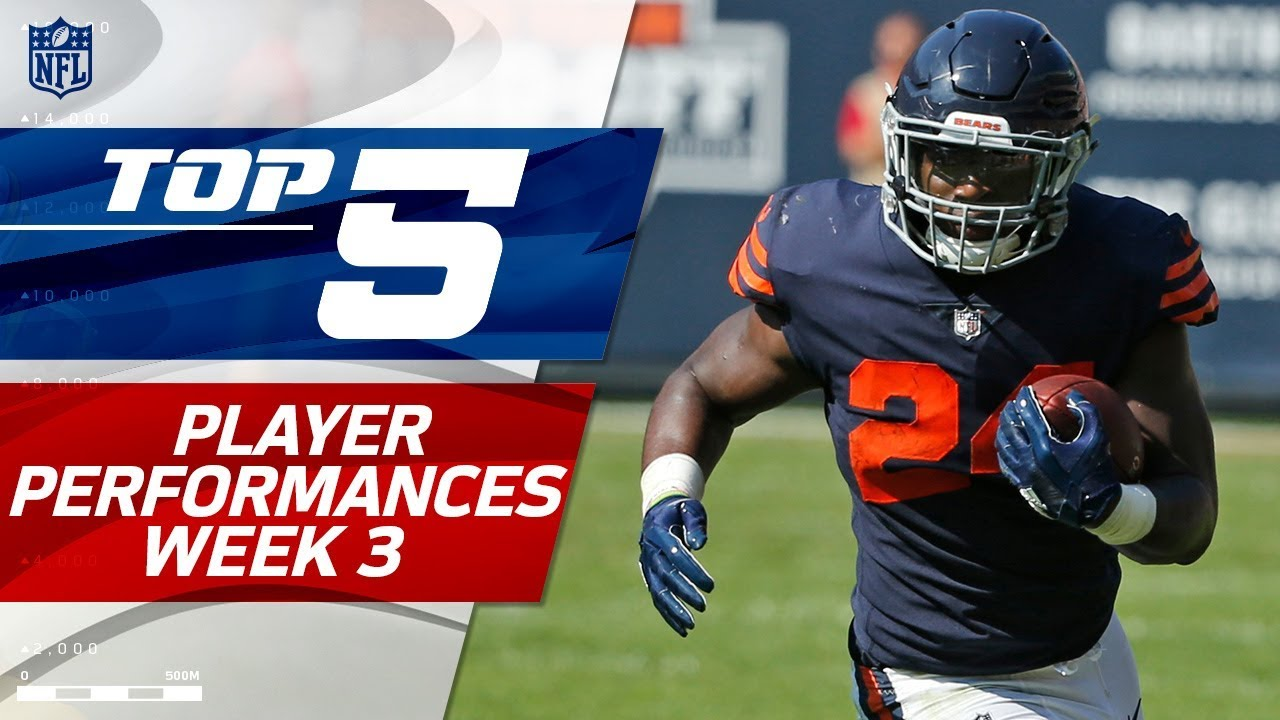 Top 5 Player Performances of Week 3 | NFL Highlights