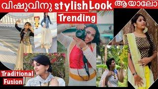 Fashion Trends For Vishu| Trad…
