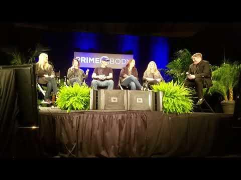 PrimeMyBody Regional Conference Leadership Panel