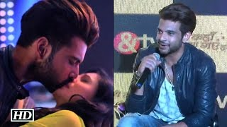 Karan talks about Kissing Saanvi in Yeh Kahan Aa Gaye Hum