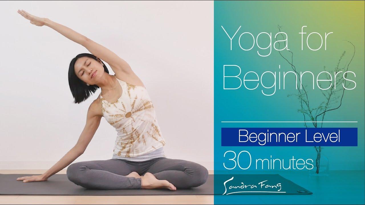 Yoga for Beginners 30-minute (Beginner Level) [#2]