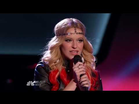 the voice usa - Blake Vs  Shakira , Adam , Usher