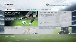 FIFA14 PC GamePlay High Settings Old Config