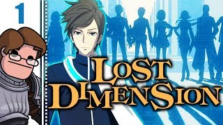 """Let's Play Lost Dimension Part 1 - """"The Resistance"""" Meets JRPG (PC Gameplay)"""