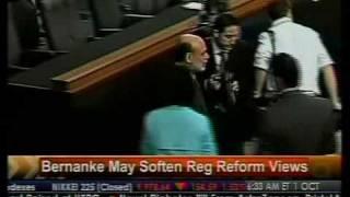Bernanke May Soften Reg Reform Views