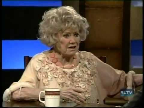 Phyllis Diller Tells How She Used