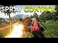 SPRAY CONTROL - PUBG (Not a Guide)