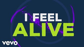 Video I Feel Alive (Spanish Version) CD9