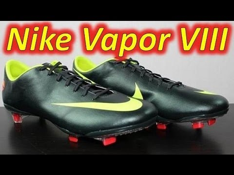 new arrival a8035 90569 Nike Mercurial Vapor VIII Firm Ground Review - Soccer Review