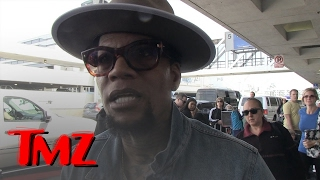 D.L. HUGHLEY TRASHES TRUMP FOR BOMBING 'POOR BROWN PEOPLE' IN SYRIAN MISSILE ATTACK | TMZ