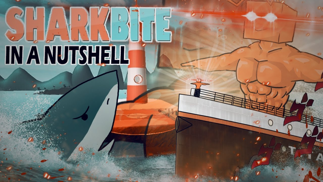 Roblox SharkBite In A Nutshell