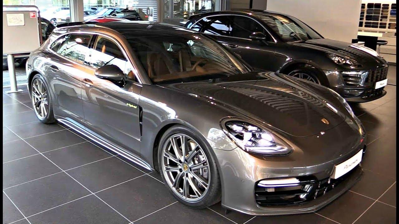 Porsche Panamera Gts 2018 >> INSIDE the NEW Porsche Panamera Sport Turismo 2018   In Depth Review Interior Exterior - YouTube