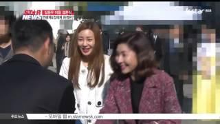 [생방송 스타뉴스] 길용우 아들 결혼식, 안성기부터 노현정까지 스타 총출동