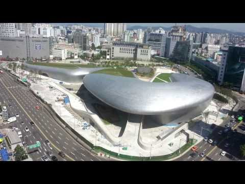 [Samsung C&T] 5 years for construction of DDP(Dongdaemun Design Plaza,Seoul,Korea)