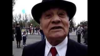 Стих ветерана Великой Отечественной Войны в день победы в наши дни