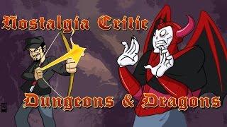 Ностальгирующий Критик - Подземелья и Драконы | Nostalgia Critic - Dungeons and Dragons (rus vo)
