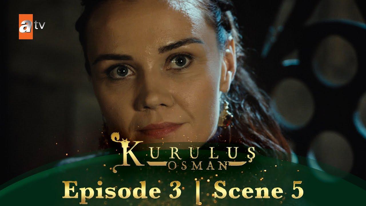 Kurulus Osman Urdu | Episode 3 - Scene 5
