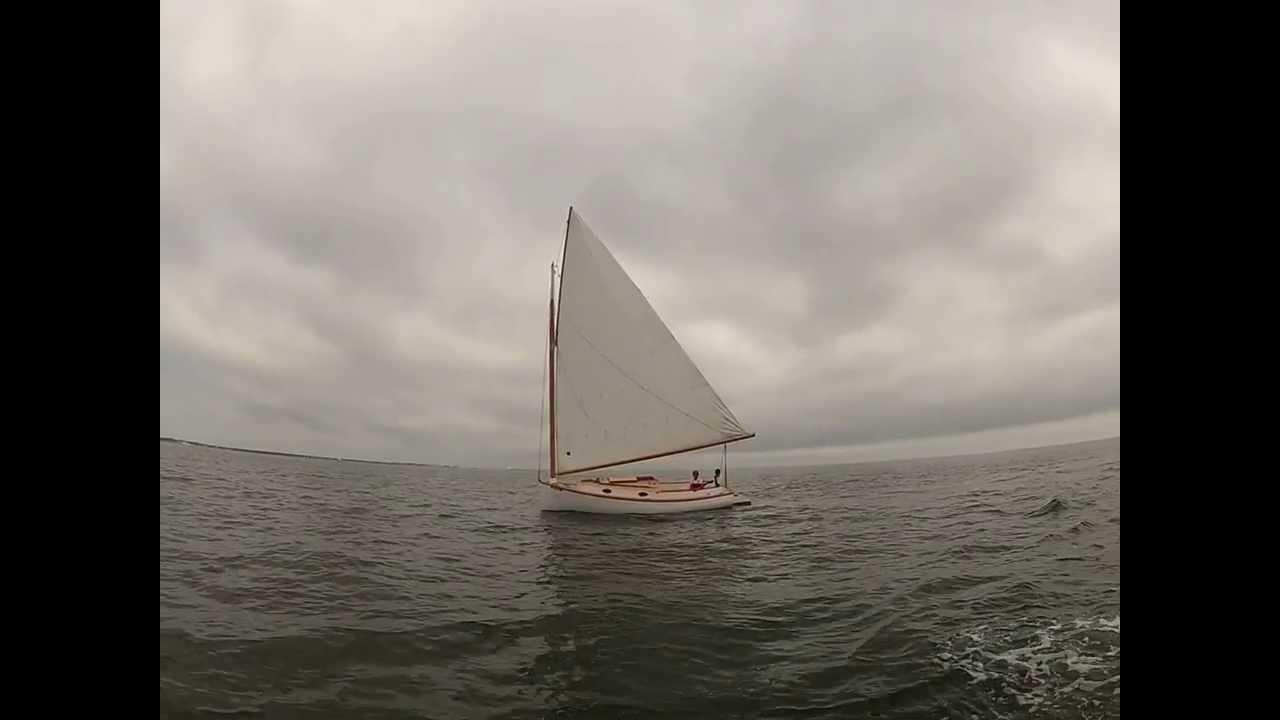 22' Marshall Marine Catboat