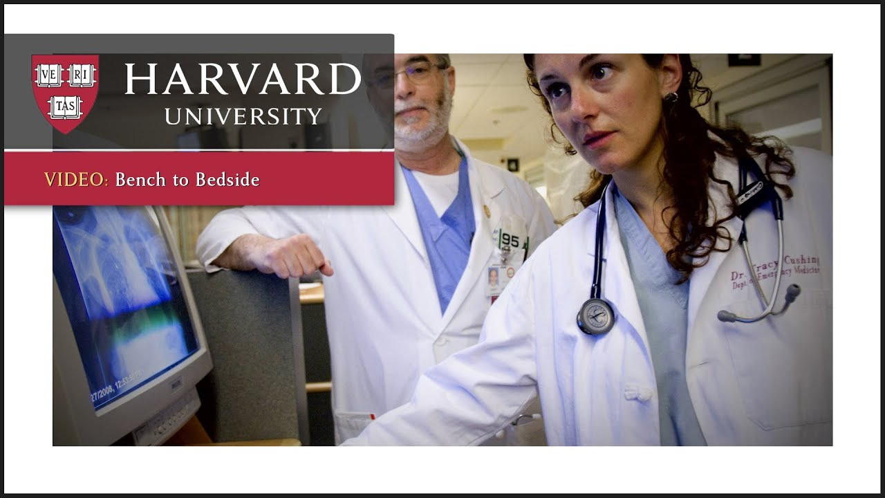 Bench to Bedside - Innovation at Harvard