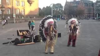 Red Indians in Copenhagen 2