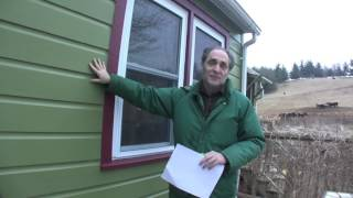 DIY Energy Audit part 5: What Kind Of Siding Do You Have?
