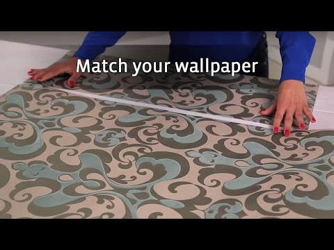 Wallpaper Pattern Matching