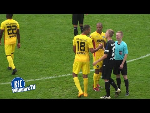 Wildpark TV - Trainingslagertestspiel KSC vs. MSV Duisburg