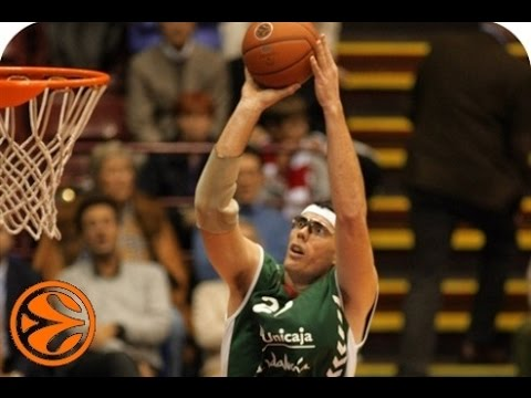 Daniel Santiago Highlights Unicaja Championship Video 2005-2006