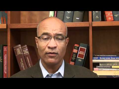 """Professor R. Richard Banks 