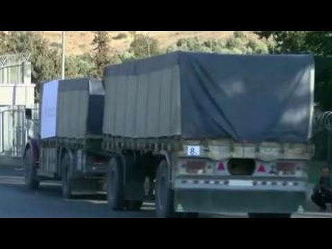 UN: Humanitarian aid deliveries being prevented in Syria