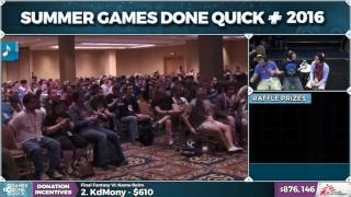 TAS Block at SGDQ 2016 - TASBot