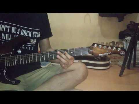 D'masiv - Cinta ini membunuhku Cover (Guitar Instrumental)