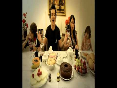 video de regis danese familia