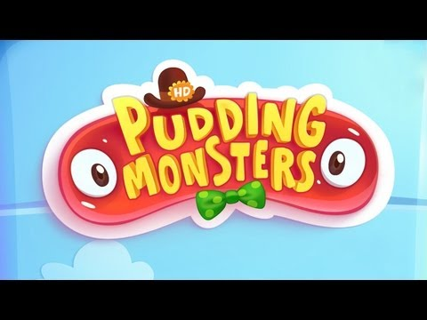 Pudding Monsters - iPhone/iPod Touch/iPad - HD Gameplay Trailer