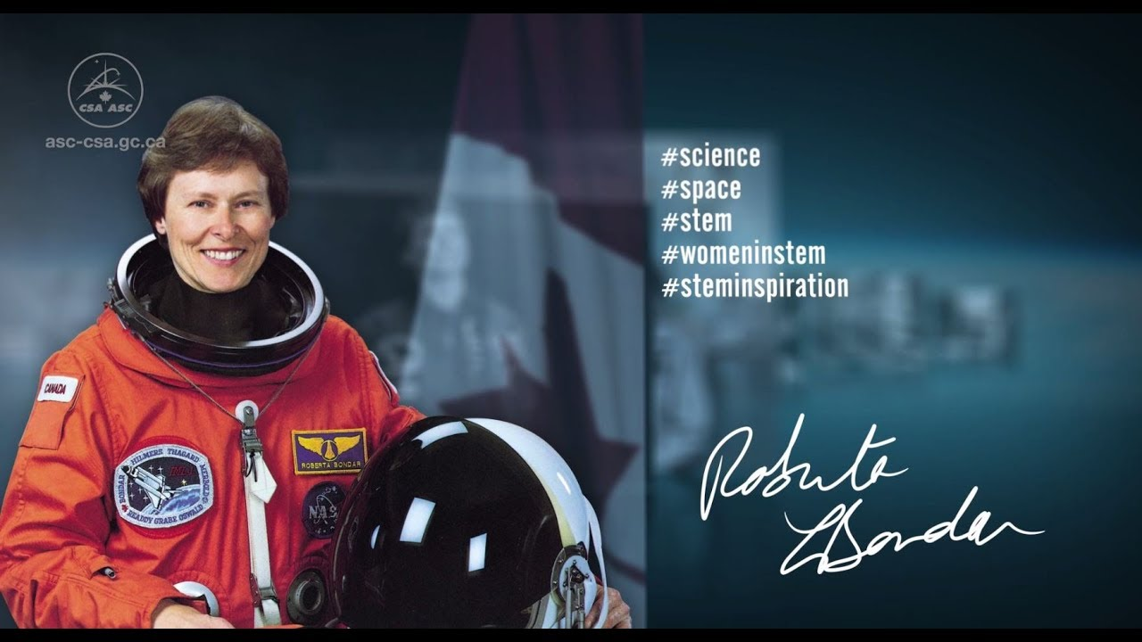 Roberta Bondar, first Canadian woman in space - YouTube