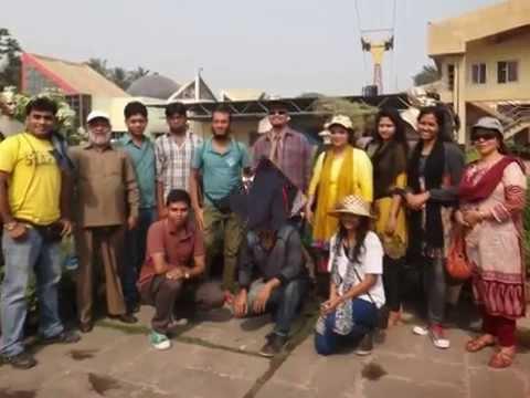 India Tour from International Tourist ClubITC, Tejgaon College, Bangladesh