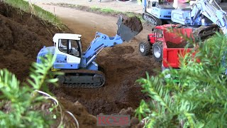 RC TRUCKS and CONSTRUCTION MACHINES at the NUFAM 2015 - part 4