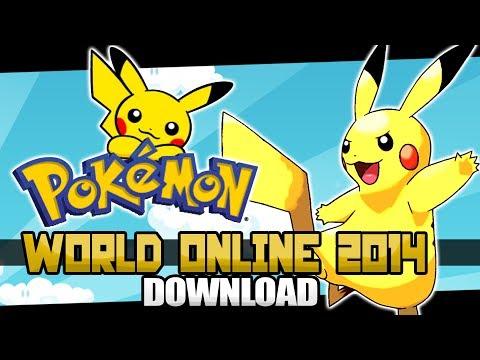 Pokemon World Online 2014 Download