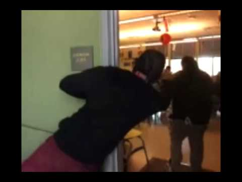 Obama visits high school  prank