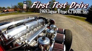 First Drive 1969 Jaguar E-type 4.2 DOHC Six with Triple Carbs