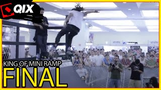 King Of Mini Ramp - Domingo - Final