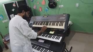 Dil diya hai jaan bhi denge. keyboard instrumental