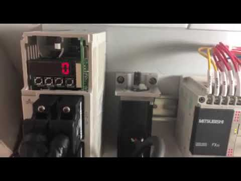 AC Servo Mrj2s với PLC Delta