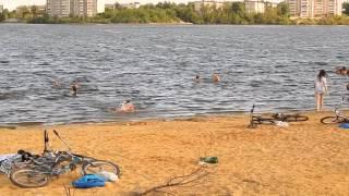 Йошкар Ола 30 05 2015 Пляж