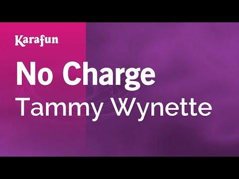 Karaoke No Charge - Tammy Wynette *