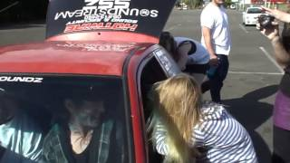 Soundstream xxx system Tom Mangu & The Wellington Bassheads