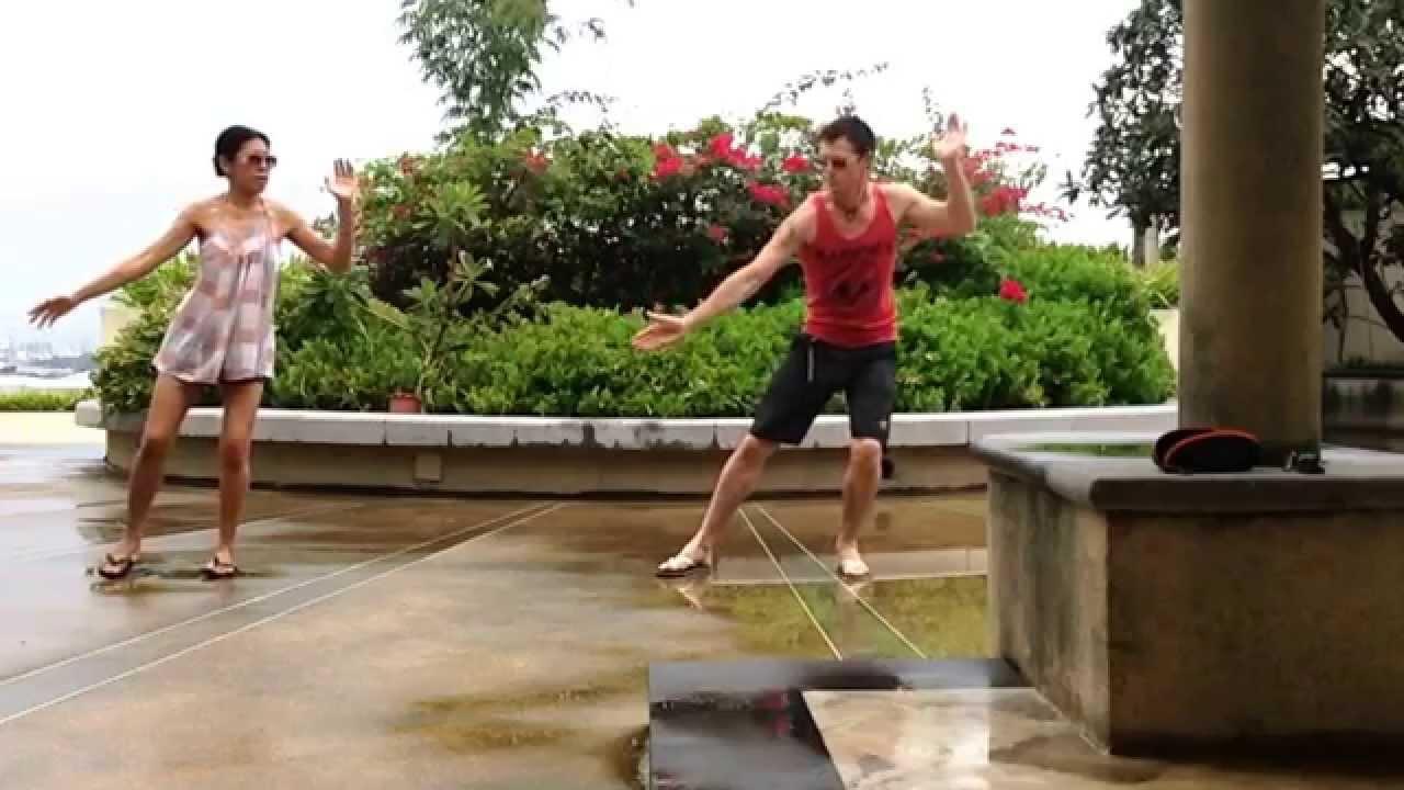 very) beginner tai chi - 9 form - youtube