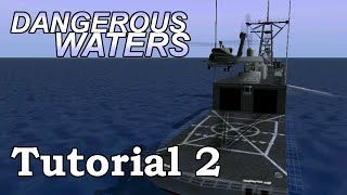 Dangerous Waters Perry-class Frigate Tutorial 2: ASTAC and Sonobuoys