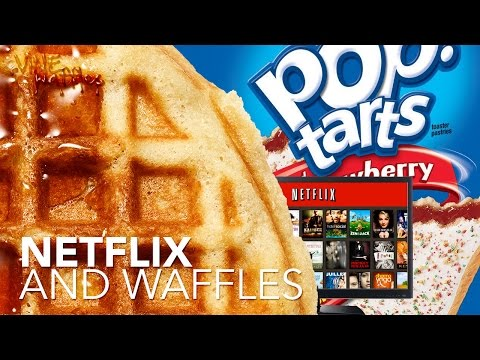Netflix and Pop-Tarts - Vine Humor - Musical.ly