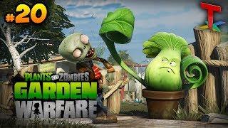 Plantas vs Zombis: Garden Warfare│en Español por TulioX│ Parte #20 [A]